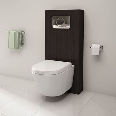 Imex Arco Wall Hung Toilet with Luxury Seat - 520mm Projection