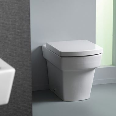 Imex Bloque Back to Wall Toilet with Luxury Seat - 540mm Projection