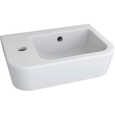 Imex Essence 370mm Wall Hung Cloakroom Basin