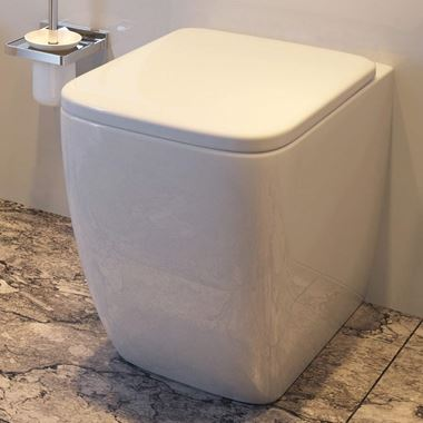 Imex Essence Back to Wall Toilet with Luxury Slimline Seat - 520mm Projection