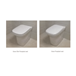 Imex Grace Rimless Comfort Height Toilet & Luxury Seat - 650mm Projection