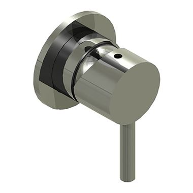 Inox Brushed Stainless Steel Single Lever Manual Valve