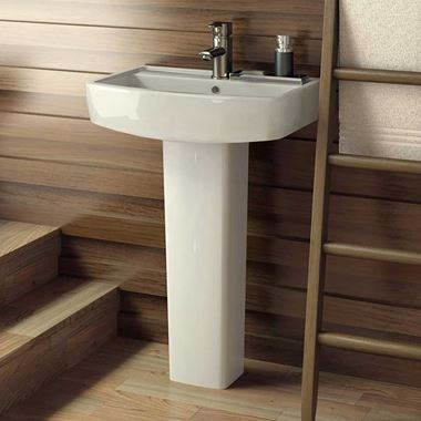 Jack 520mm Full Pedestal & Basin