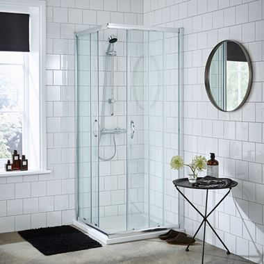 Harbour Leo Corner Entry Shower Enclosure