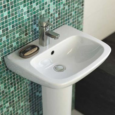 Lola 500mm Full Pedestal & Basin