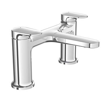 Methven Aio Deck Mounted Chrome Bath Filler