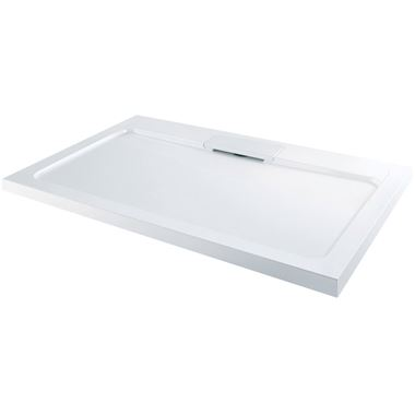 Harbour Rectangle Hidden Waste Shower Tray
