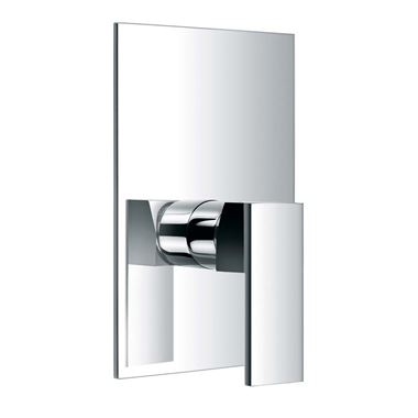 Pura Bloque Concealed Manual Shower Valve