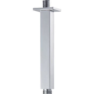 Pura Design 200mm Square Ceiling Mounted Shower Arm