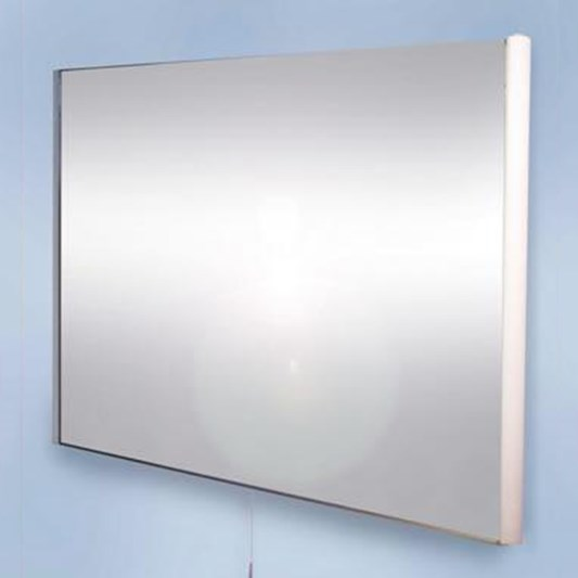 Pura Flite LED Illuminated Mirror - 600 x 500mm