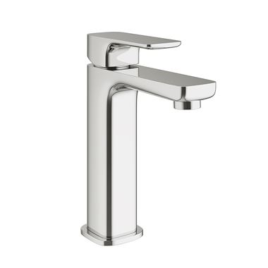 Pura Flite Medium Basin Mixer Tap with Waste