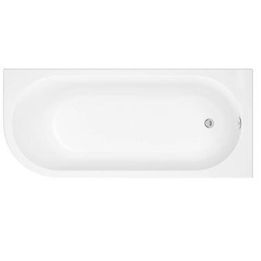 Pura Flite Single Ended Bath - 1695 x 745mm