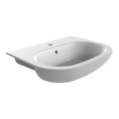 Pura Urban Semi Recessed Basin