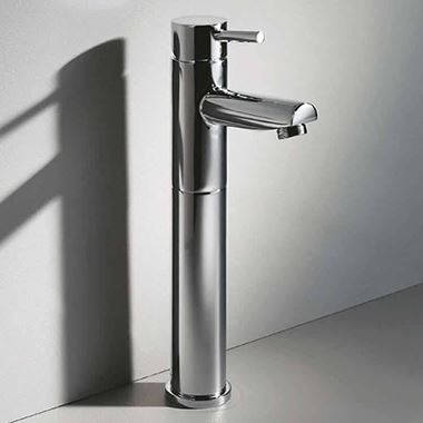 Pura Xcite Tall Basin Mixer Tap with Waste