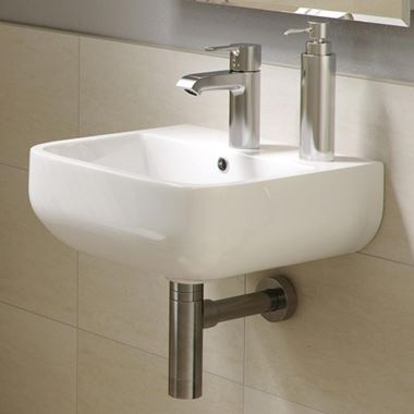 RAK Series 600 Wall Hung Cloakroom Hand Basin