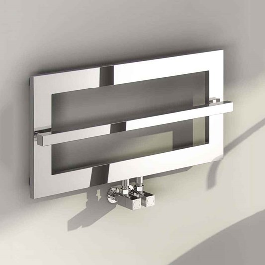 Reina Breno Designer Steel Bathroom Heated Towel Rail Radiator