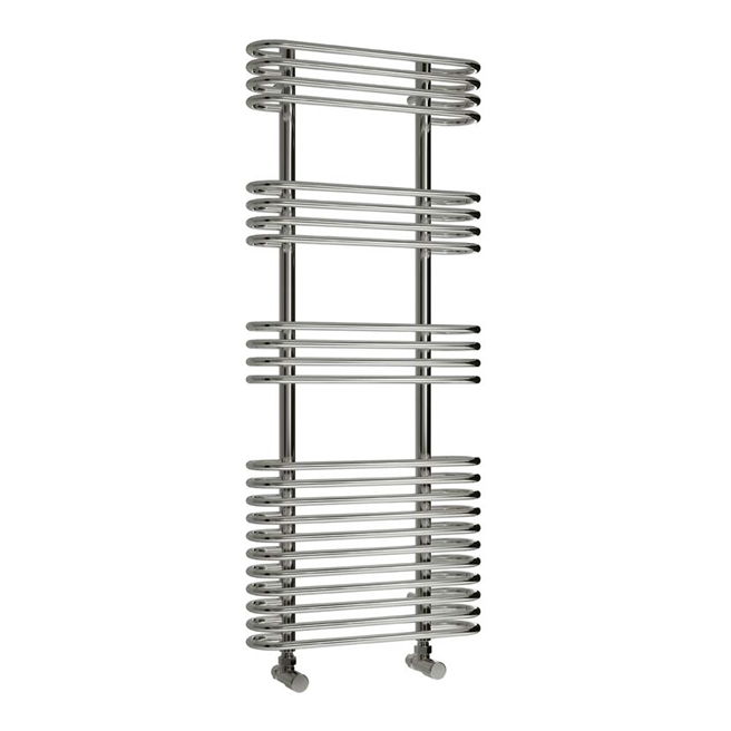 Reina Mirus Designer Steel Bathroom Heated Towel Rail Radiator