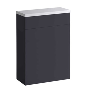 Roper Rhodes 600mm Back-to-Wall WC Unit & Worktop - Umbra