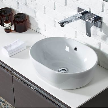 Roper Rhodes Cell Vessel Countertop Basin