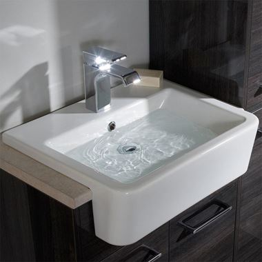 Roper Rhodes Hampton 515mm Semi Countertop Basin