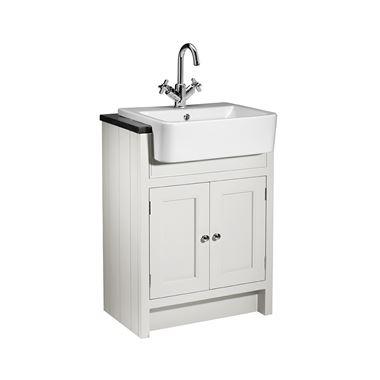 Roper Rhodes Hampton 600mm Vanity Unit with Semi-Countertop Basin