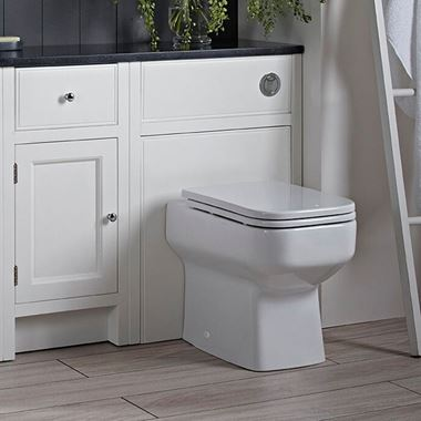 Roper Rhodes Hampton Back to Wall Toilet Unit