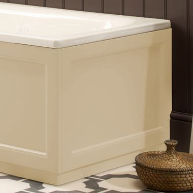 Roper Rhodes Hampton End Bath Panel - Vanilla