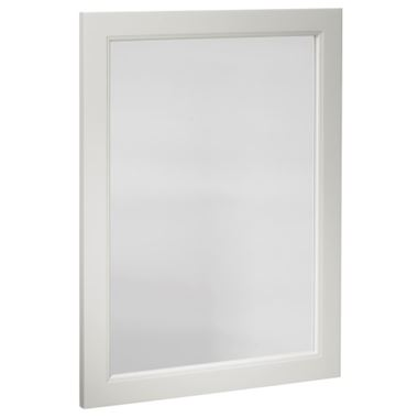 Roper Rhodes Hampton Mirror - Chalk White