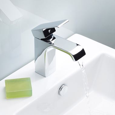 Roper Rhodes Hydra Mini Basin Mixer with Click Waste