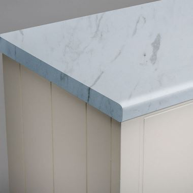 Roper Rhodes 1500mm Laminate Worktop - Massa Marble
