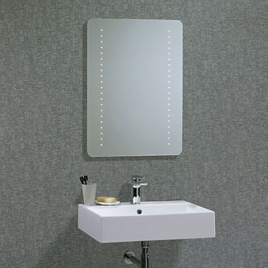 Roper Rhodes LED Illuminated Flare Mirror - 530 x 730mm