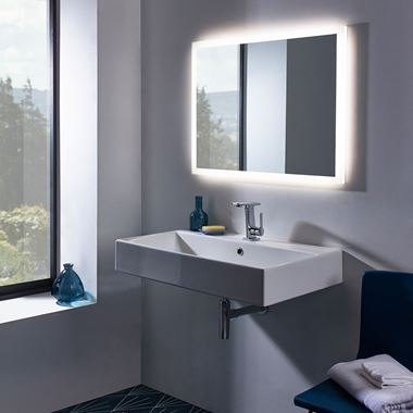 Roper Rhodes LED Illuminated Intense Mirror - 800 x 600mm