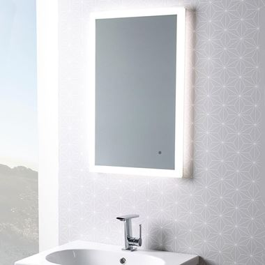 Roper Rhodes LED Illuminated Oracle Mirror - 450 x 700mm
