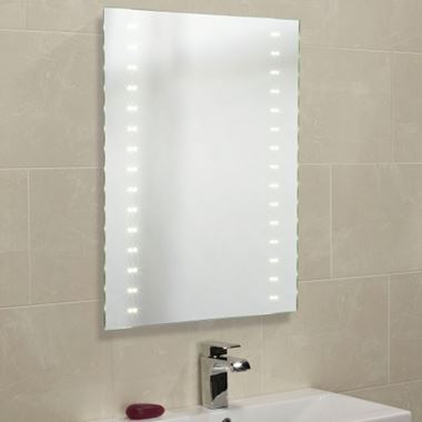 Roper Rhodes LED Illuminated Pulse Plus Mirror - 600 x 800mm