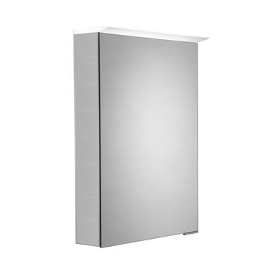 Roper Rhodes LED Illuminated Capture Cabinet - Gloss Light Grey