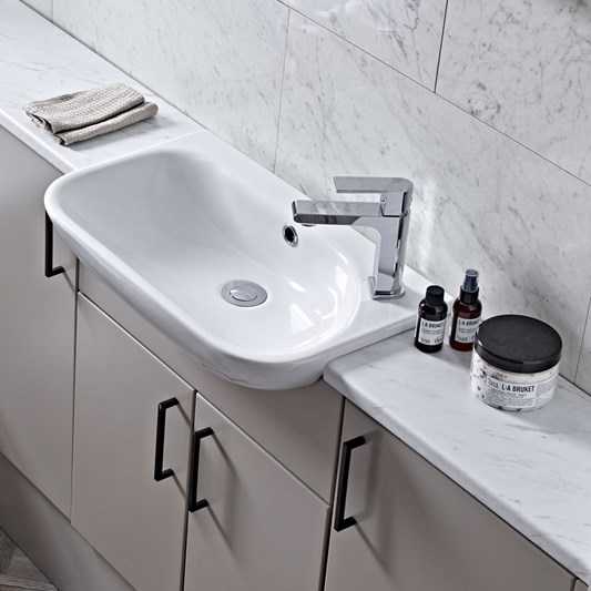 Roper Rhodes Note Slim Semi-Countertop Basin