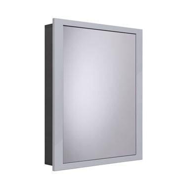 Roper Rhodes Scheme Recessed Cabinet (For Built-Out Walls) - 640 x 830mm