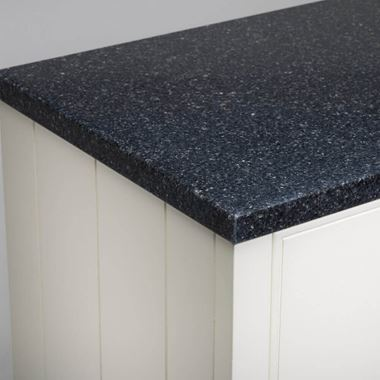 Roper Rhodes Strata 1280mm Solid Surface Worktop - Starlight