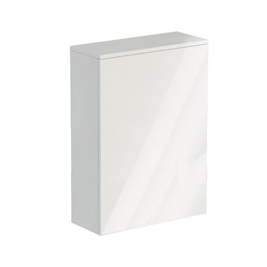 Saneux Austen 505mm Toilet Unit - White Gloss
