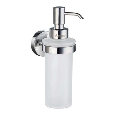 Smedbo Home Frosted Glass Soap Dispenser