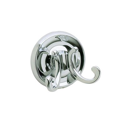 Smedbo Villa Double Robe Hook
