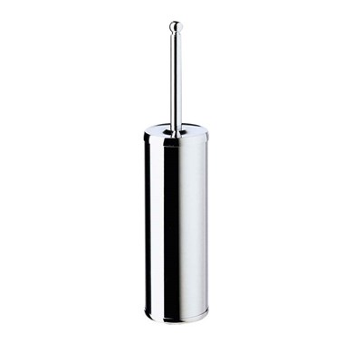 Smedbo Villa Freestanding Toilet Brush Holder