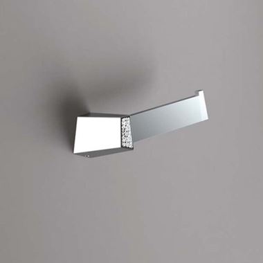 Sonia S8 Swarovski Open Toilet Roll Holder