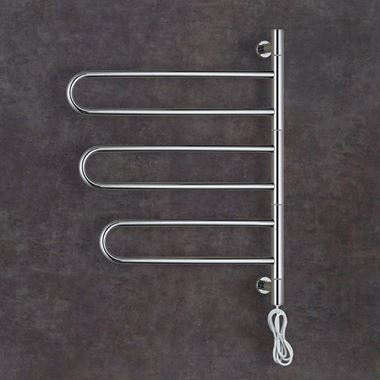 Thermosphere Thermorail Swivel Rail Dry Electric Towel Rail - 725 x 515mm