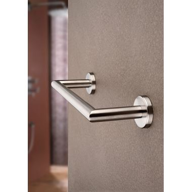 Urban Steel 45cm Towel Rail - Brushed Stainless Steel