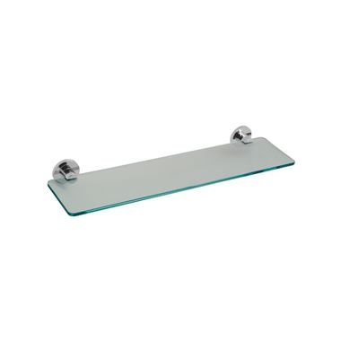 Vado Elements Frosted Glass Shelf - 558mm