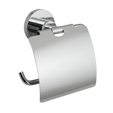 Vado Elements Toilet Roll Holder with Cover