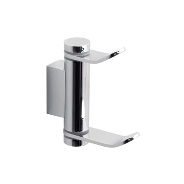 Vado Infinity Wall Mounted Double Swivel Robe Hook