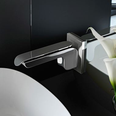 Vado Kovera Wall Mounted Basin Mixer Tap