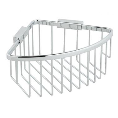 Vado Large Triangular Corner Basket
